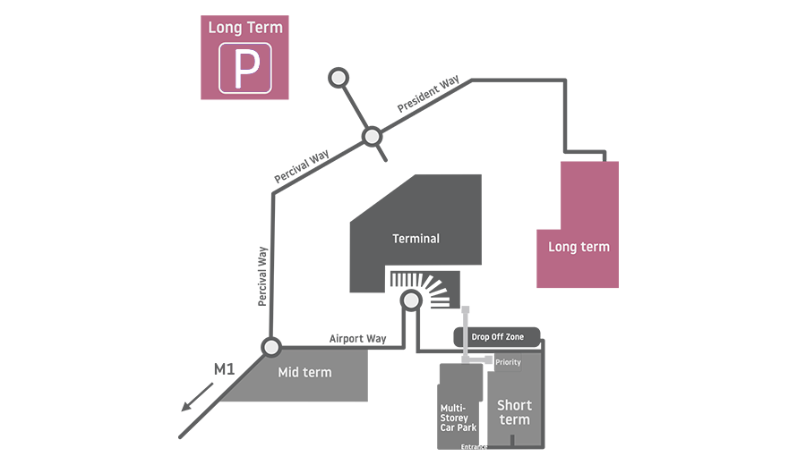 Long-Term Car Parking at the Luton Airport
