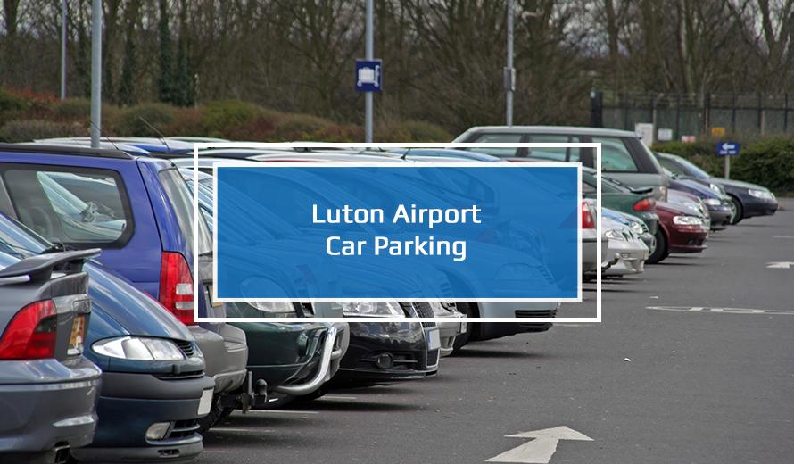 Luton Airport Car Parking