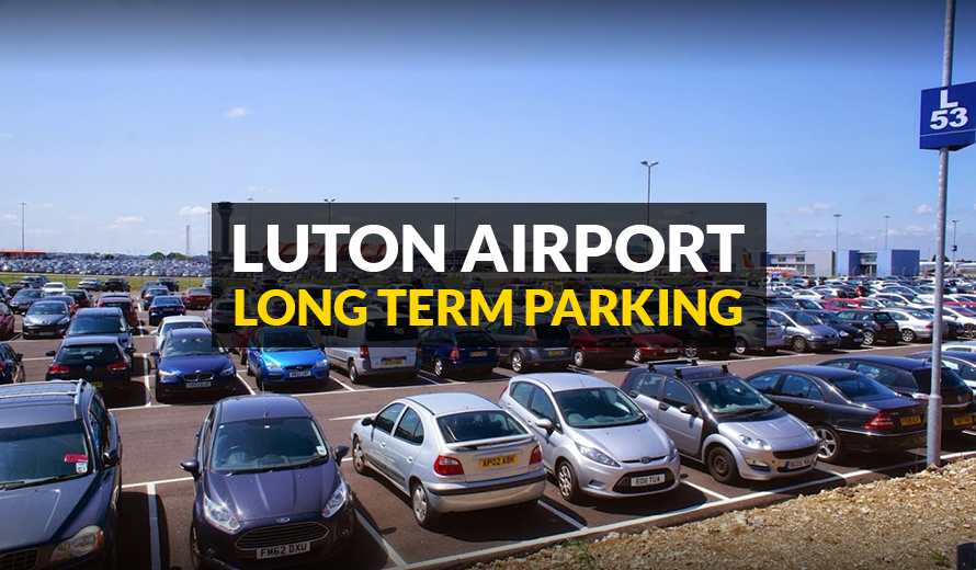 Long Term Parking At Luton Airport