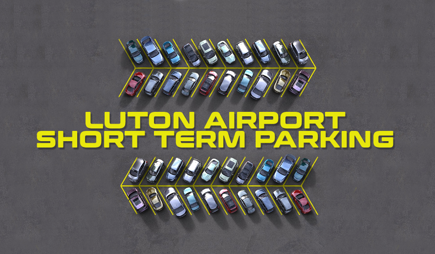 Luton Airport Short Term Parking