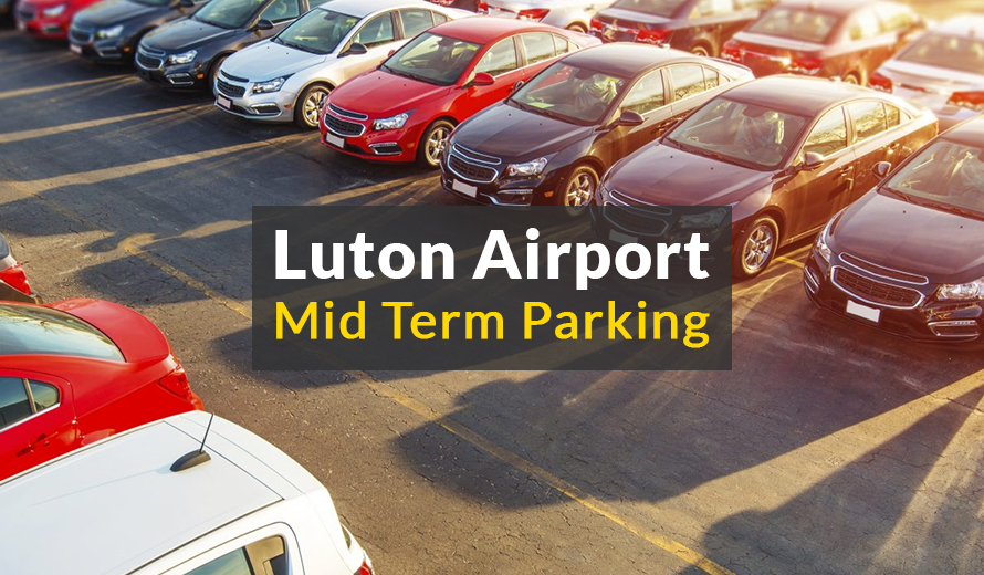 Luton Airport Mid Term Parking