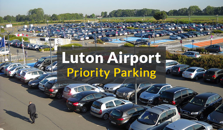 Luton Airport Priority Parking