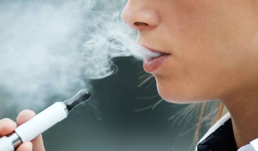 is consumption of E-cigarettes and Vapes allowed?